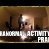 Paranormal activity pokštas